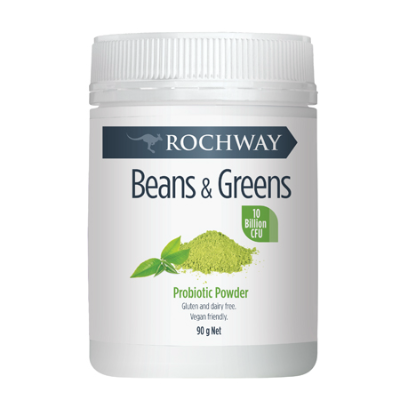 BEANS & GREENS PROBIOTIC POWDER 90g