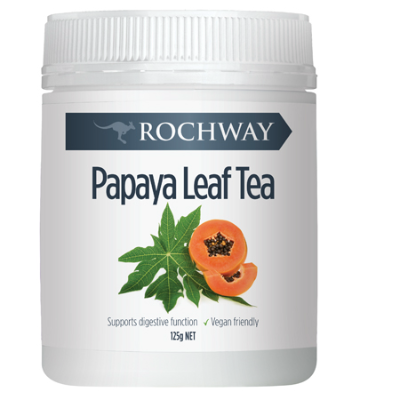 PAPAYA LEAF TEA LOOSE 125g *TEMP UNAVAILABLE*
