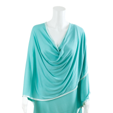 NURSING COVER MODAL TEAL