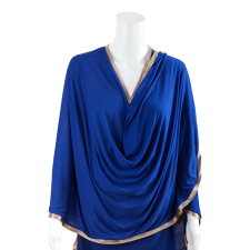 NURSING COVER MODAL COBALT BLUE