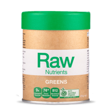 RAW NUTRIENTS GREENS 120g