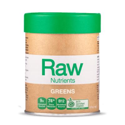 RAW NUTRIENTS GREENS 120g