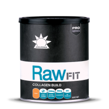RAWFIT COLLAGEN BUILD PEACH 200g