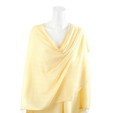 NURSING COVER TEXTURED KNIT YELLOW