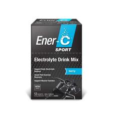 ENER-C SPORT EFFERVESCENT MULTIVITAMIN DRINK 12SCH