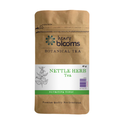 NETTLE HERB TEA 40g *TEMP UNAVAILABLE* Nettle (Urtica dioica)