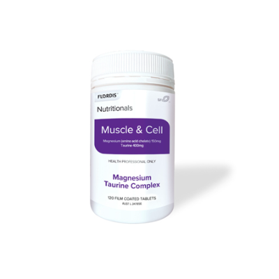 MUSCLE & CELL 120Tabs complex