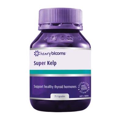 SUPER KELP 75Vcaps Bladderwrack