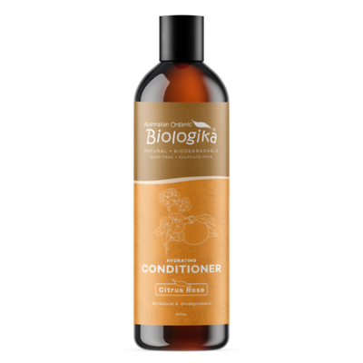 ORGANIC CITRUS ROSE CONDITIONER(DAMAGED HAIR)500ml
