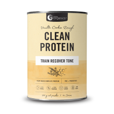 CLEAN PROTEIN VANILLA COOKIE DOUGH 500g