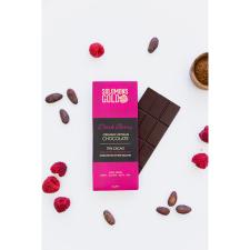 DARK CHOCOLATE BERRY 70% CACAO 55g (BX12)
