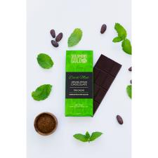 DARK CHOCOLATE MINT 70% CACAO 55g (BX12)