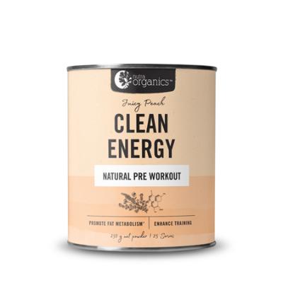 CLEAN ENERGY JUICY PEACH 250g