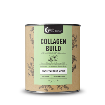 COLLAGEN BUILD W BODY BALANCE 225g