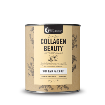 COLLAGEN BEAUTY LEMON LIME 300g
