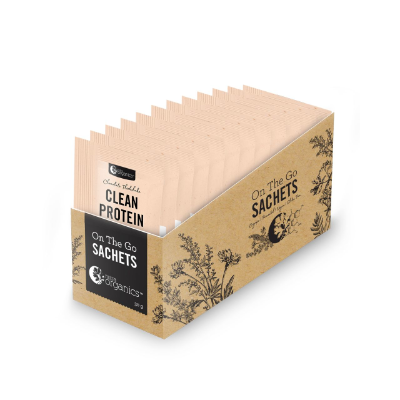 CLEAN PROTEIN CHOCOLATE THICKSHAKE 30g 12Pk