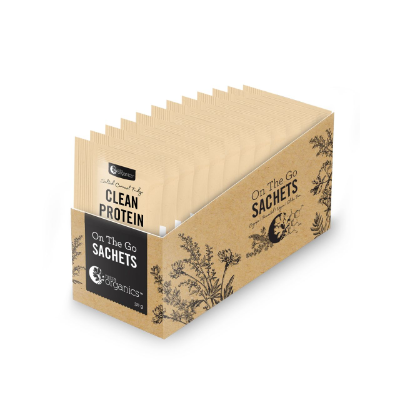 CLEAN PROTEIN SALTED CARAMEL 30g 12Pk