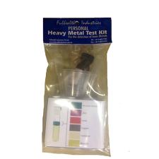PERSONAL HEAVY METAL TEST KIT (8 Tests)
