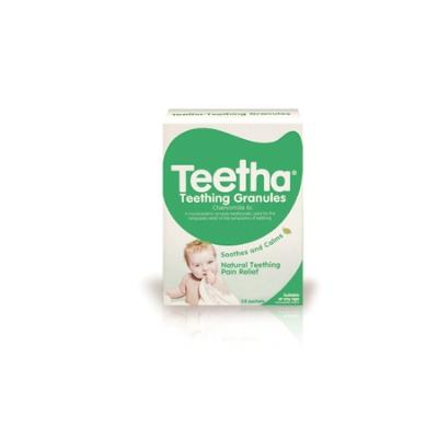 TEETHA TEETHING GRANULES 24Sch