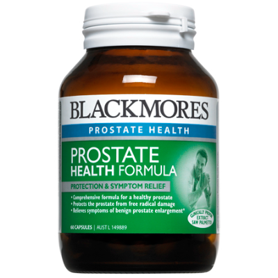 PROSTATE HEALTH FORMULA 60Caps