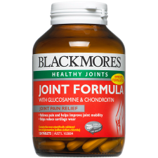 JOINT FORMULA WITH GLUCOSAMINE & CHONDROITIN 120Tabs
