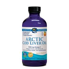 ORANGE ARCTIC COD LIVER OIL 237ml Fish Oils