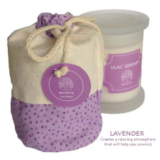 LILAC SERENITY SOY CANDLE