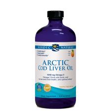ORANGE ARCTIC COD LIVER OIL 473ml Fish Oils
