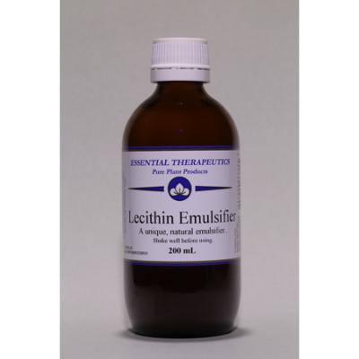 LECITHIN EMULSIFIER 200ml