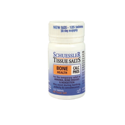 CALC PHOS 6x (BONE HEALTH) 125Tabs