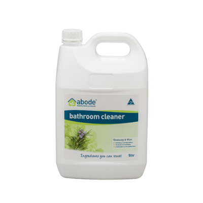 BATHROOM CLEANER ROSEMARY & MINT 5L