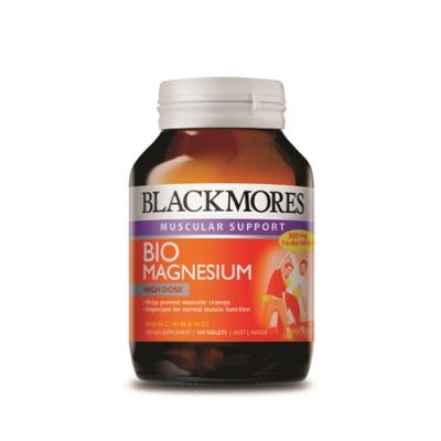 BIO MAGNESIUM 100Tabs Magnesium (Mg)