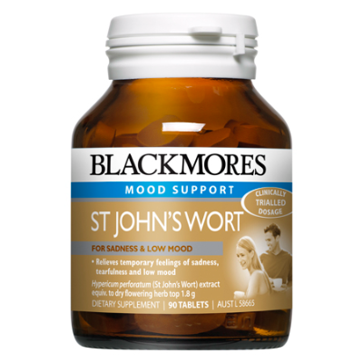 ST JOHNS WORT 90Tabs St John's wort