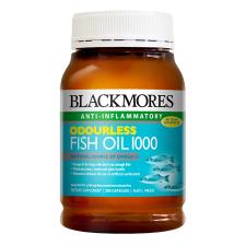 ODOURLESS FISH OIL 1000 200Caps Fish Oils
