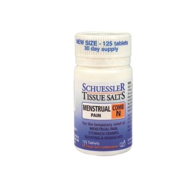 COMB N (MENSTRUAL PAIN) 125Tabs