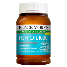 FISH OIL 1000mg 200Caps Fish Oils