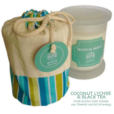 TROPICAL BREEZE SOY CANDLE