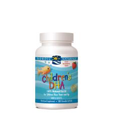 STRAWBERRY CHILDREN'S DHA 180Caps Fish Oils