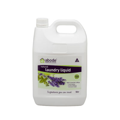 LAUNDRY LIQUID LAVENDER & MINT 5L