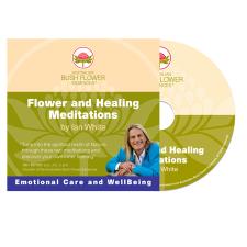 FLOWER AND HEALING MEDITATION CD