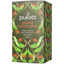 GINSENG MATCHA GREEN 20pk
