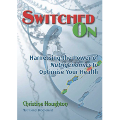 SWITCHED ON BOOK by Christine Houghton