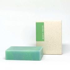 MINTY FRESH HANDMADE SOAP 100g