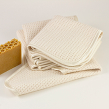 MICROFIBRE WAFFLESOFT FACE CLOTH