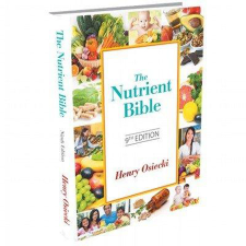 THE NUTRIENT BIBLE 9THEDITION  BY HENRY OSEIKI