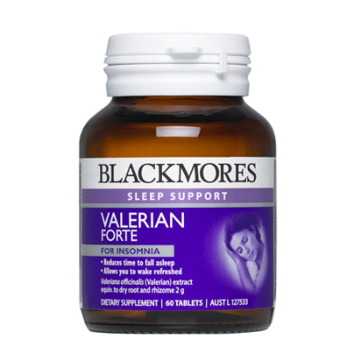 VALERIAN FORTE 60Tabs Valerian