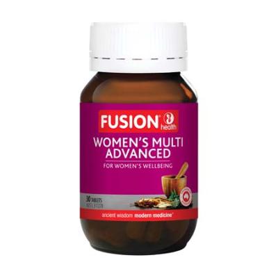 WOMENS MULTI ADVANCED 30Tabs Vitamin B1