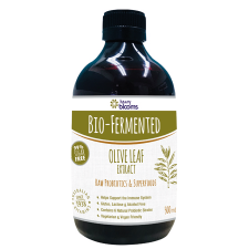 BIO FERMENTED OLIVE LEAF EXTRACT 500ml