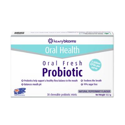ORAL FRESH PROBIOTIC 24Ctabs