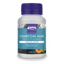 CHARCOAL MAX 60Caps